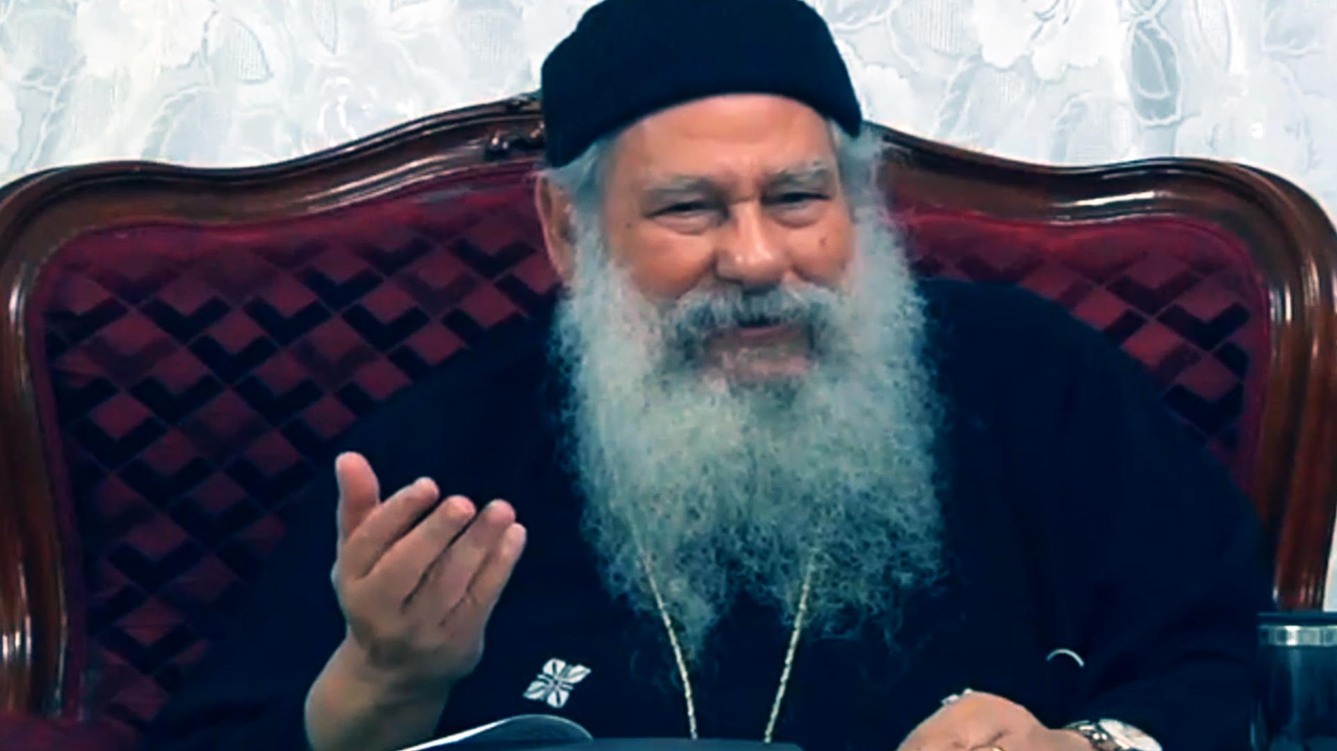 بالفيديو.. القس مكاري يونان: لن تدخل الجنة إلا إذا أشركت مع الله إلها آخر!!